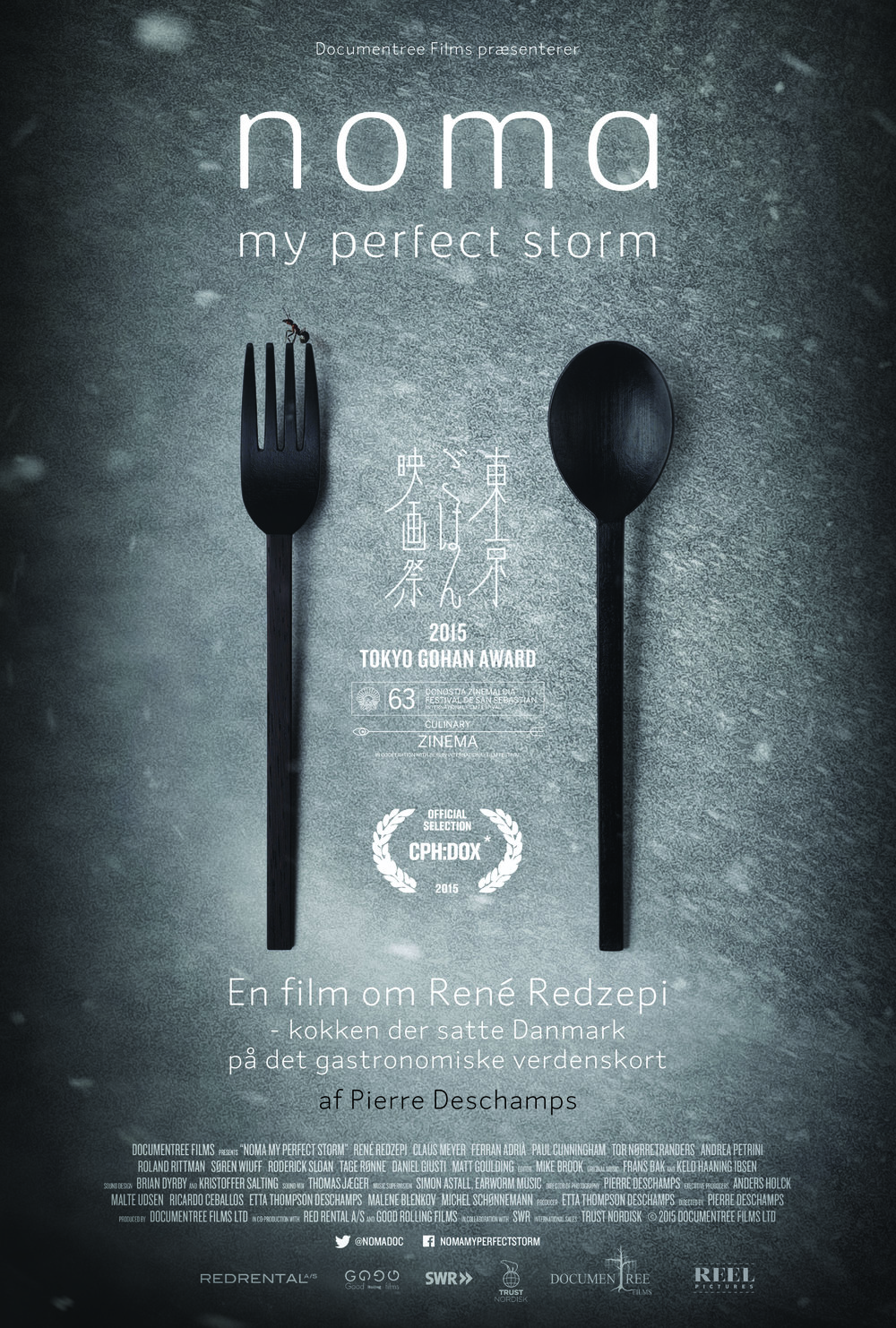 Standard cinema poster -  NOMA my perfect storm