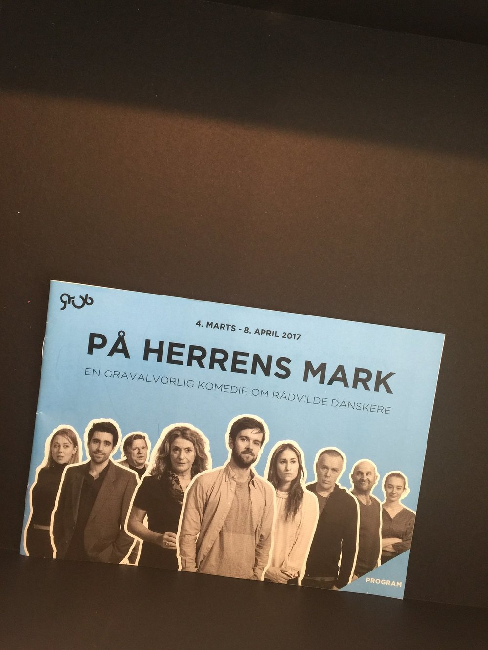 Programt til På Herrens Mark 2017