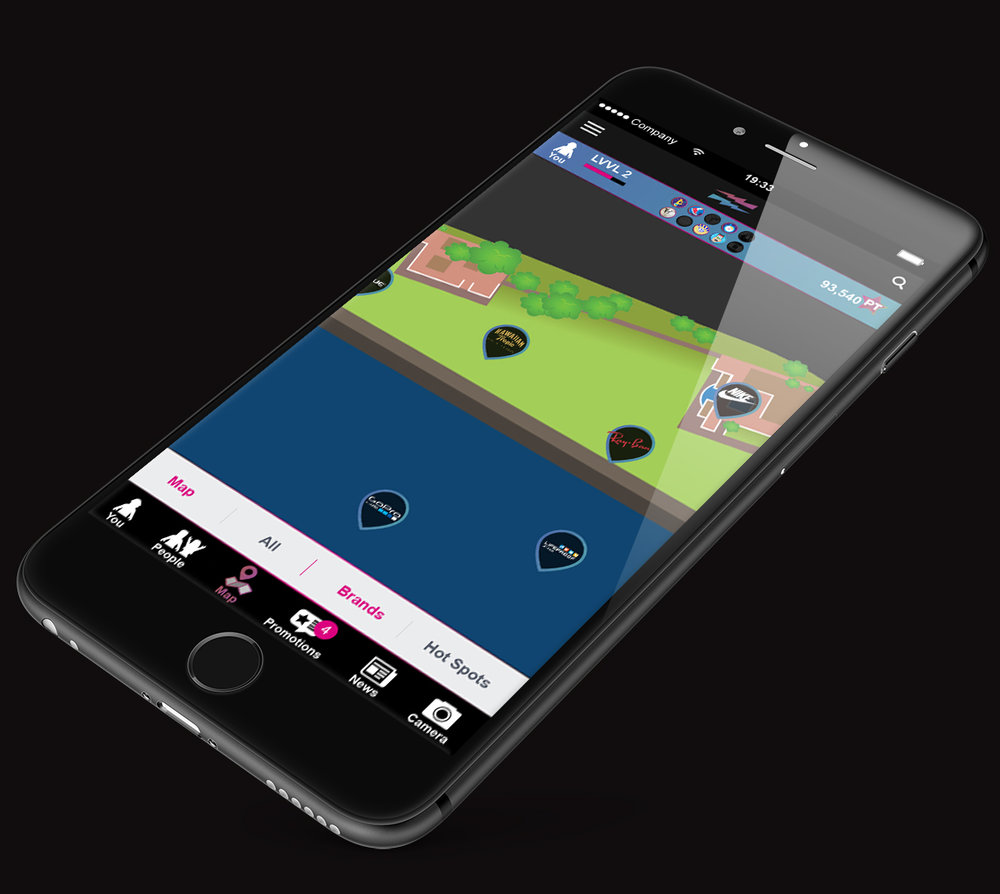 LEVVEL iPhone_Plus_app_map brands.jpg