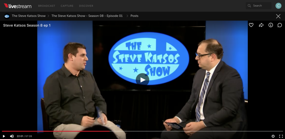 The Steve Katsos Show  (2017)