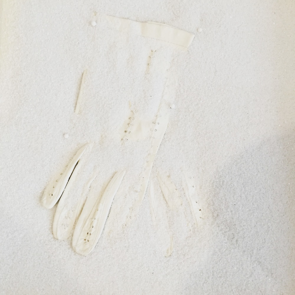 Game 1 (Gloves), 2015
