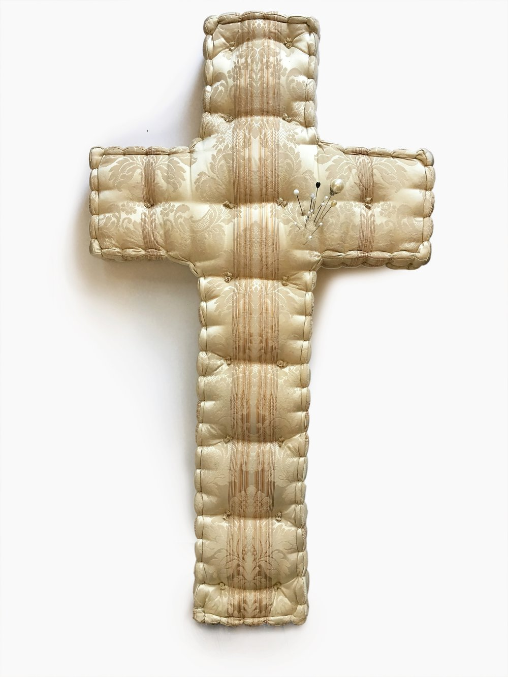 Cross Mattress, 2016