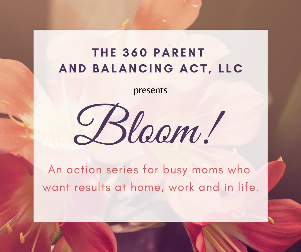 A space for busy moms to share, learn and get results.
