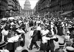 DanceFolliesEvents-History