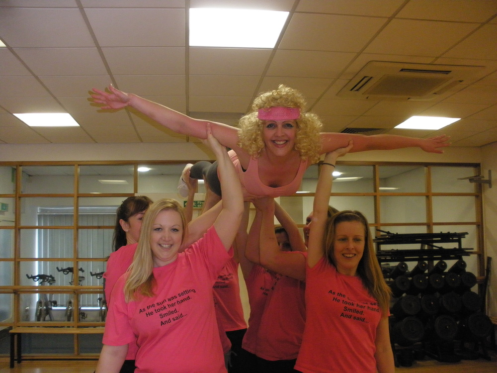 Dance Follies Events Dirty Dancing