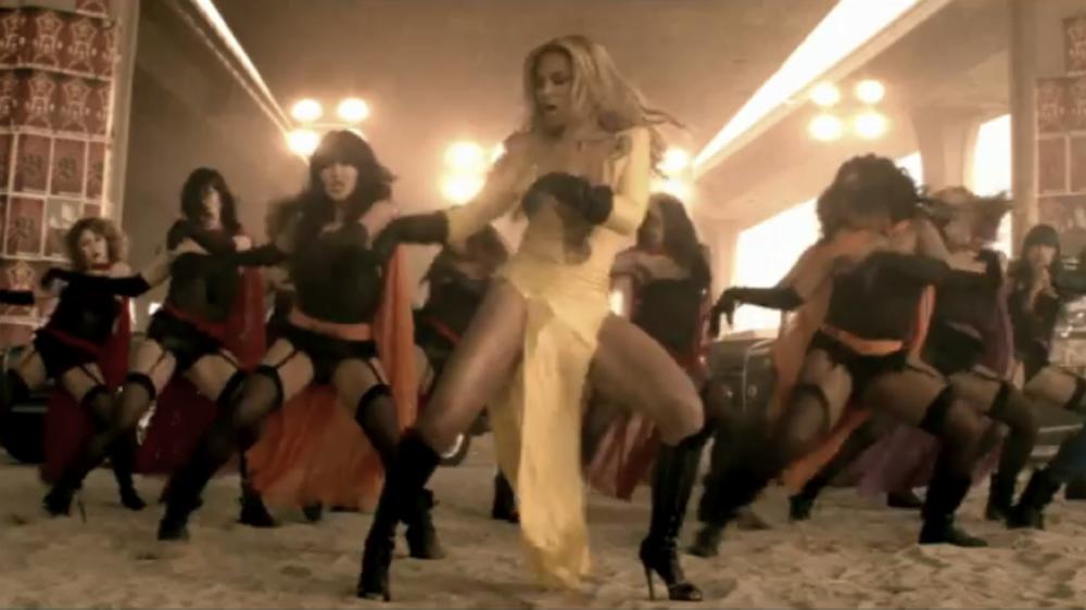 Beyonce Dance Follies