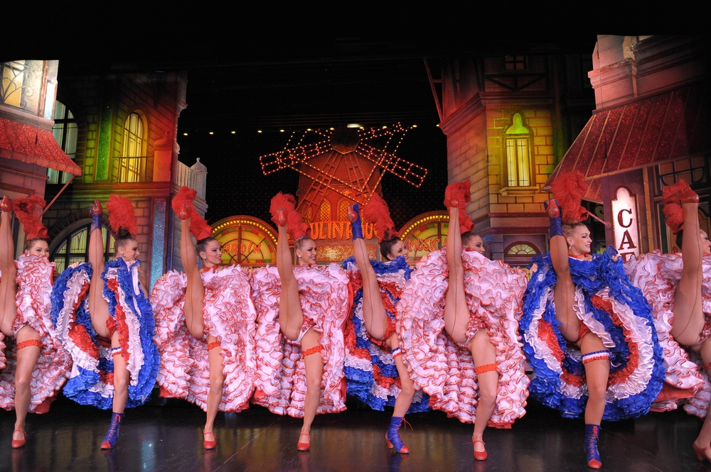 Moulin Rouge Dance Follies