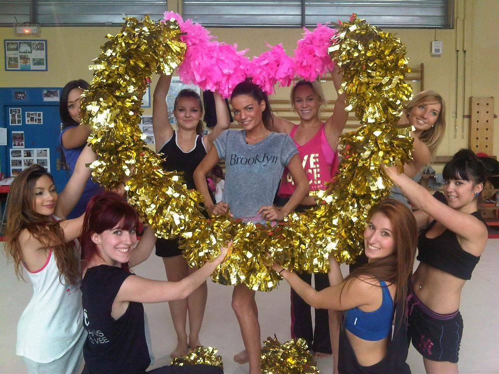 Cheerleading Dance Follies