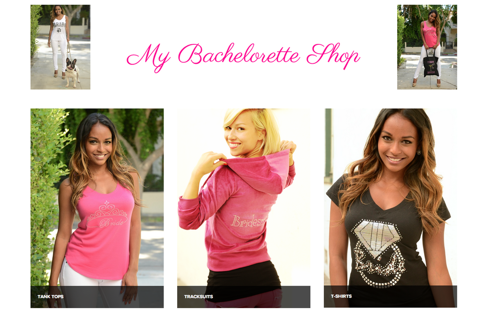 Bachelorette Apparel