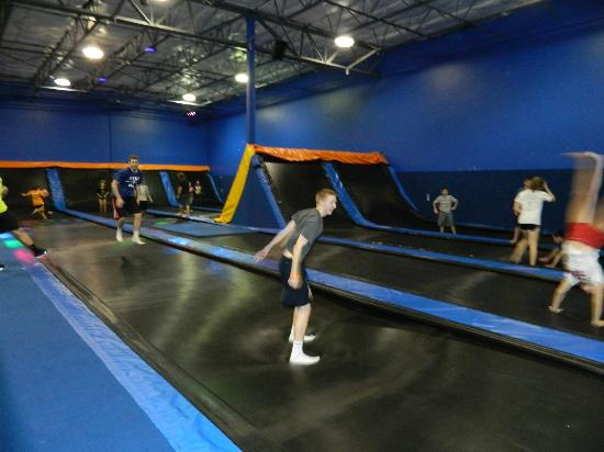 Who: Open to any and all middle school students      What: Trip to the Cosmic Jump Trampoline Park and Entertainment Center in Olathe, KS       Where: Leave from The Building at 11 PM (Return around 6 PM)       When: Saturday September 9th      Why: Because it's Awesome!      Cost: $12 Plus money for lunch and snacks if they want to buy them      For any additional questions please contact Cale at 785-285-2534      Click  HERE  for the Waiver