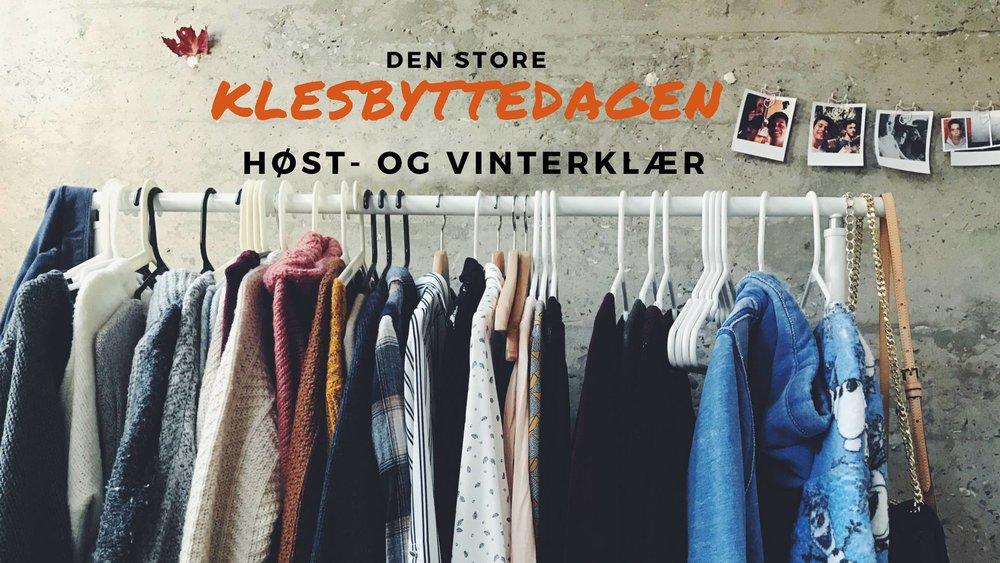 19a498d1 Den Store Klesbyttedagen - Høst&Vinter — VESTFOLD GUIDE