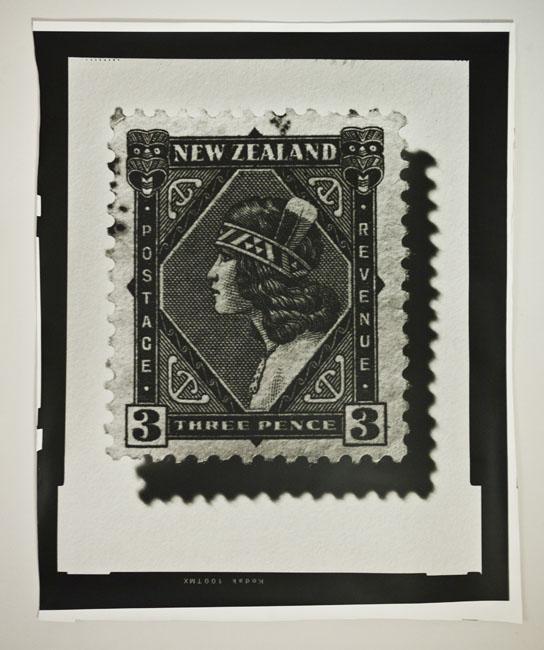 """32 X 27"""" FB darkroom print"""
