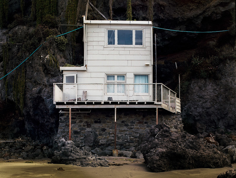 Updated the website with some Baches (New Zealand beach houses). www.caseymoore.com