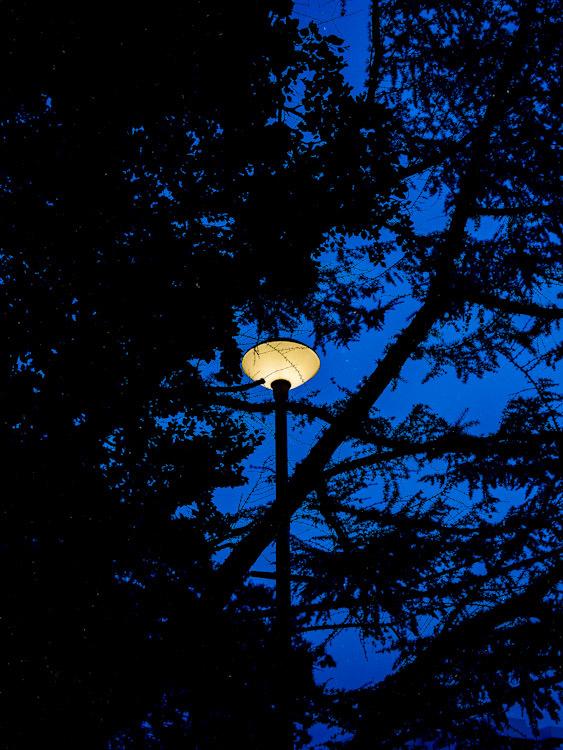 Street light, Bournemouth