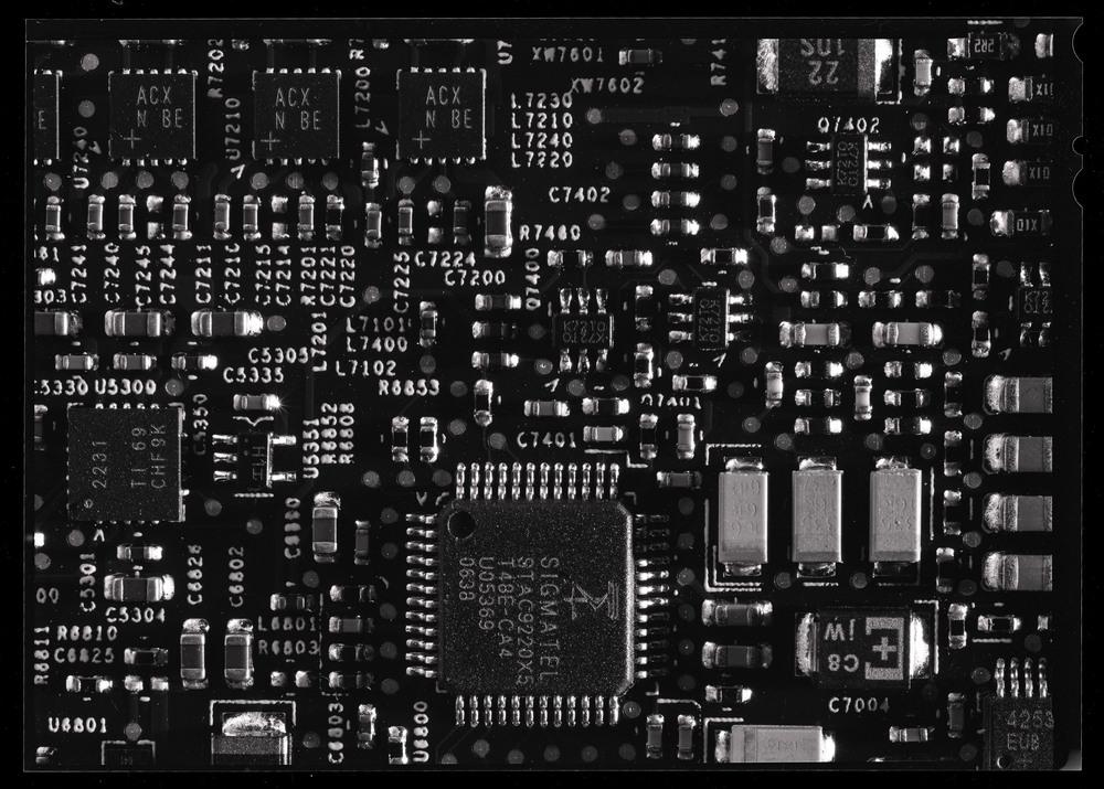 2006 macbook pro 17 inch logic board