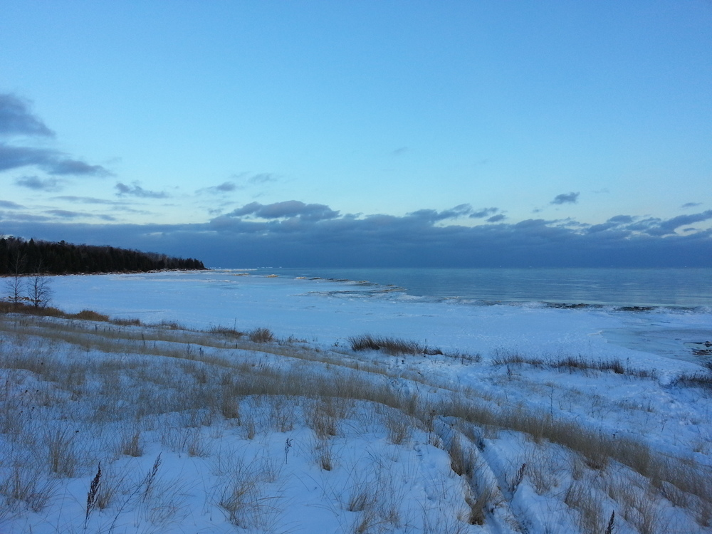Winter in Door County