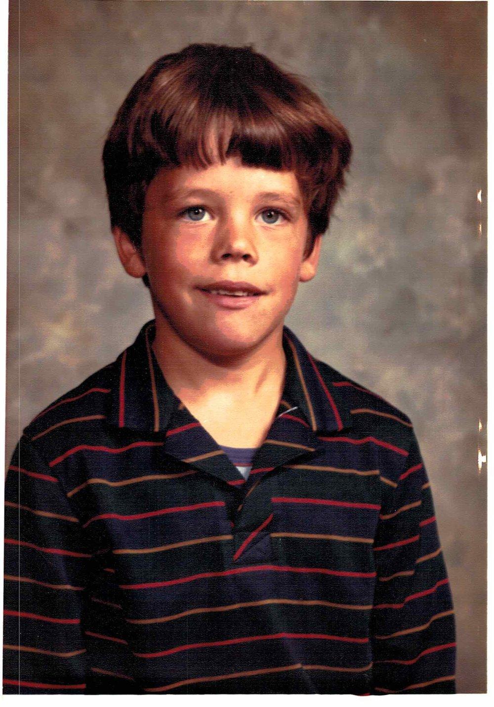 Father Quinn Mann : 1st Grader