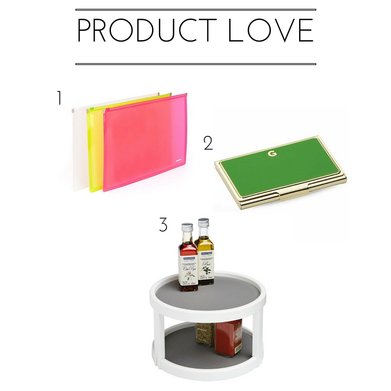 product love, products, organizing products, get organized, organize, organized, professional organizer, the organizing store, the container store, poppin, kate spade