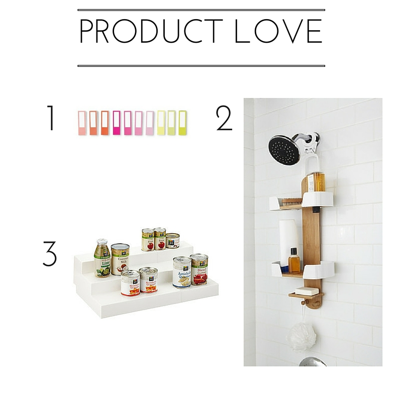 product love, rachel and company, the container store, the organizing store, organize, organized, professional organizer, organizing products