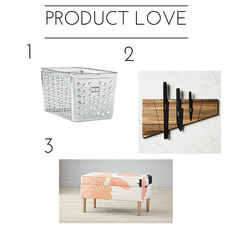 product love, rachel and company, rachel rosenthal, organizing products, professional organizer