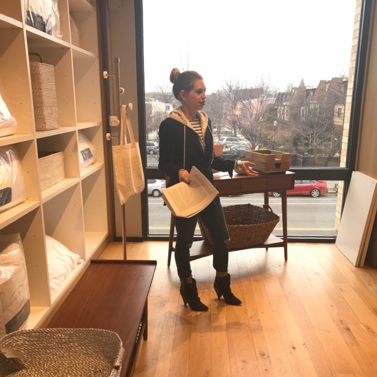 Rachel and Company + West Elm DC