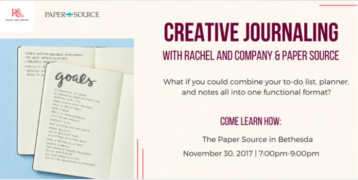 Rachel and Company - Paper Source - www.rachel-company.com