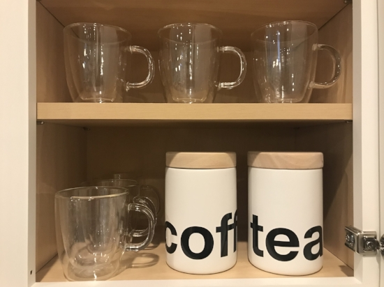 Mugs    |    Coffee Canister    |    Tea Canister