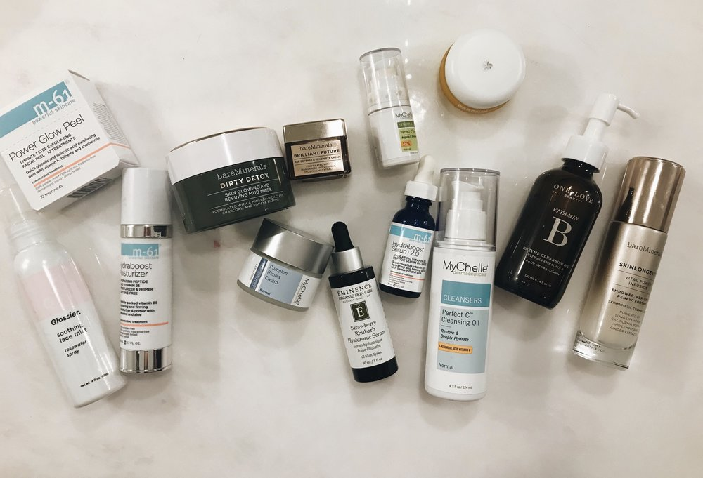 Skincare: AFTER