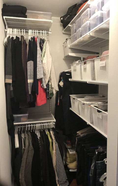 Rachel and Company - Closet After - www.rachel-company.com