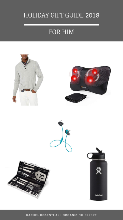 Rachel Rosenthal - Holiday Gift Guide 2018 For Him - www.rachelrosenthal.co .png