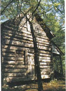 The Morris Log Cabin