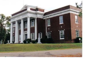 McCormick County Court House