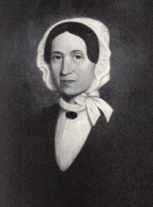 Margaret Caine Moragné, mother of the diarist