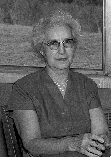 English teacher Mary Frances Sturkey