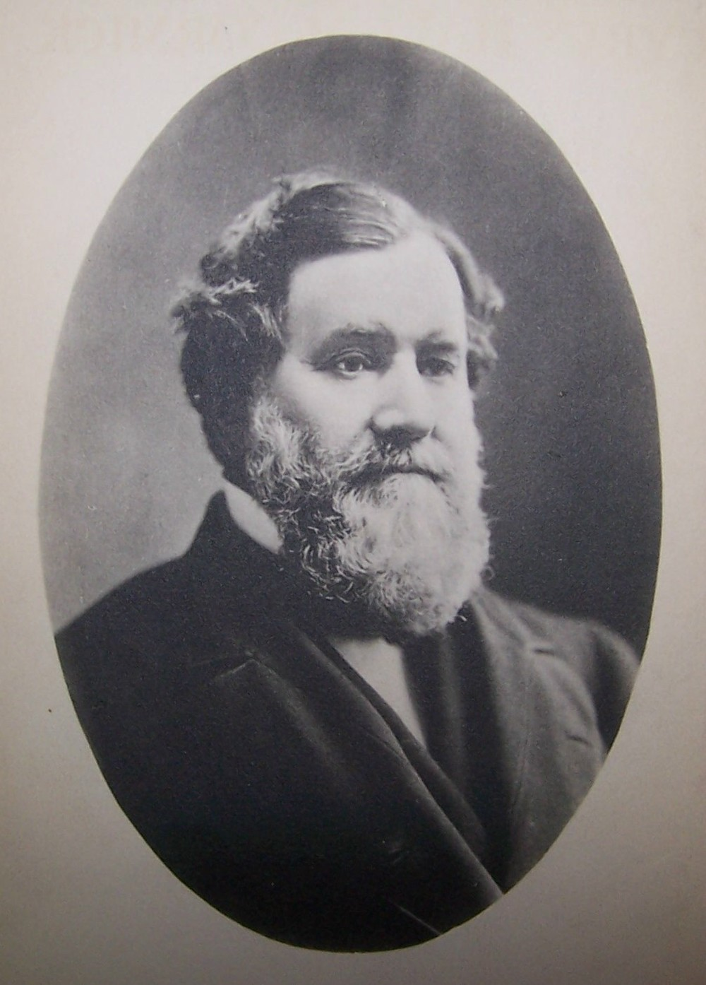 Cyrus Hall McCormick