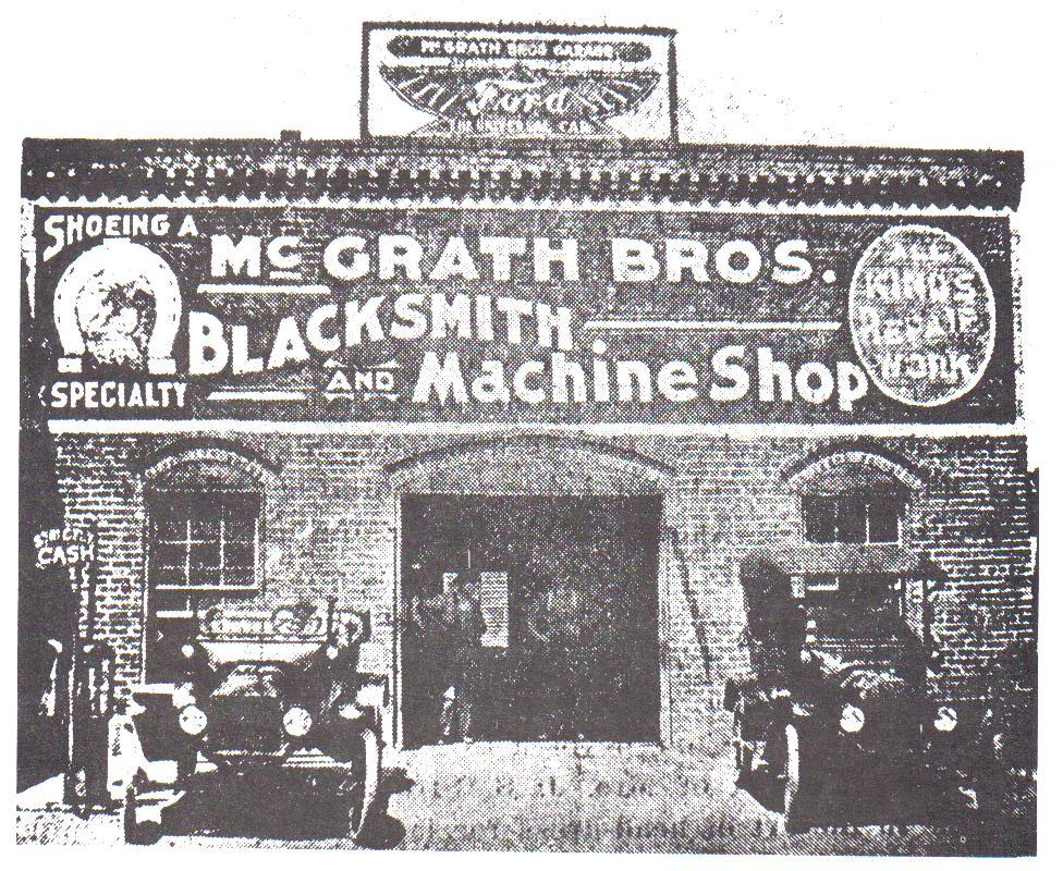 Auto, McGrath Blacksmith