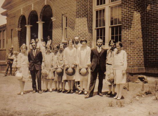 Plum Branch High School graduating class of 1926