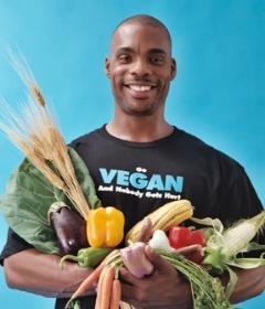 Kenneth Williams - Award Winning Vegan Body Builder