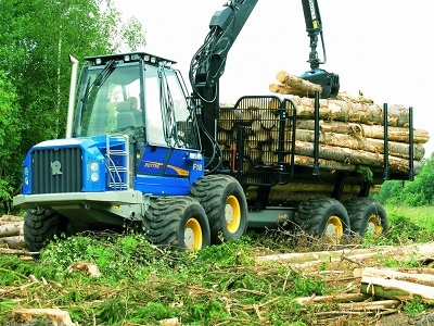 Forestry Harvester