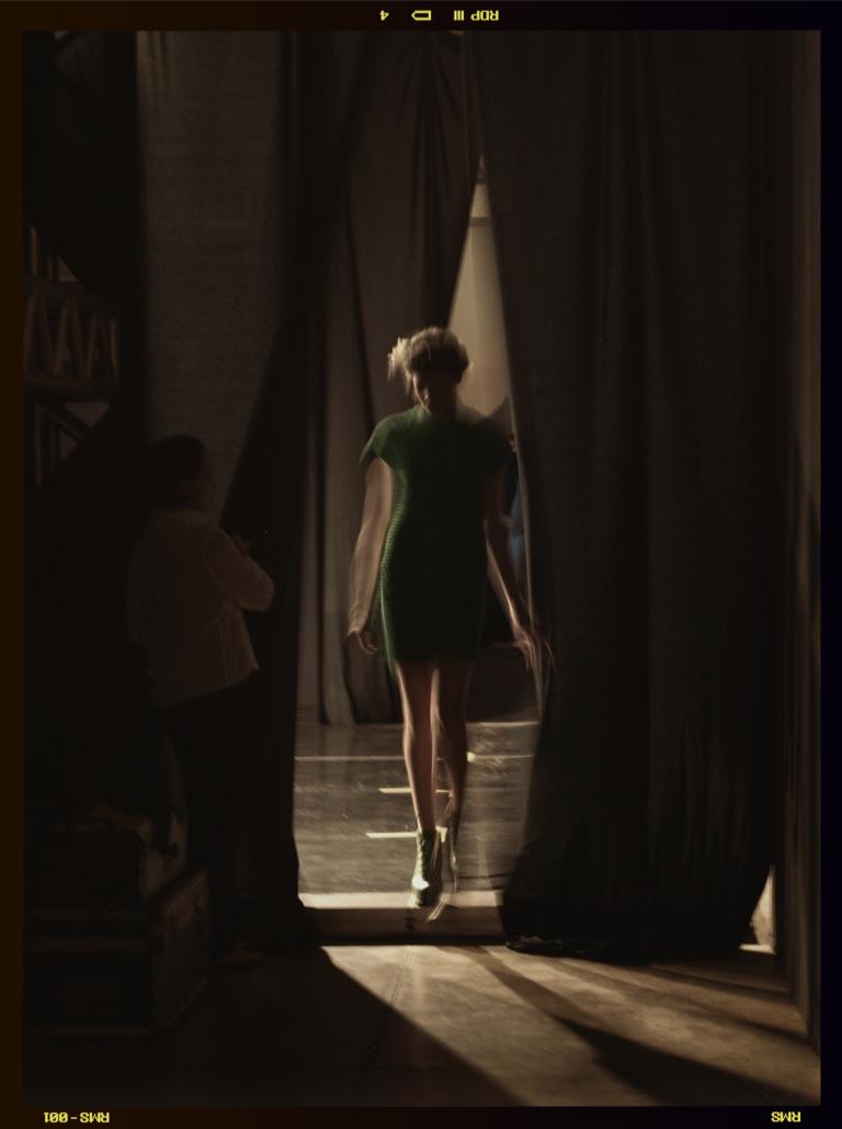 Student works: DFB backstage, 2011.