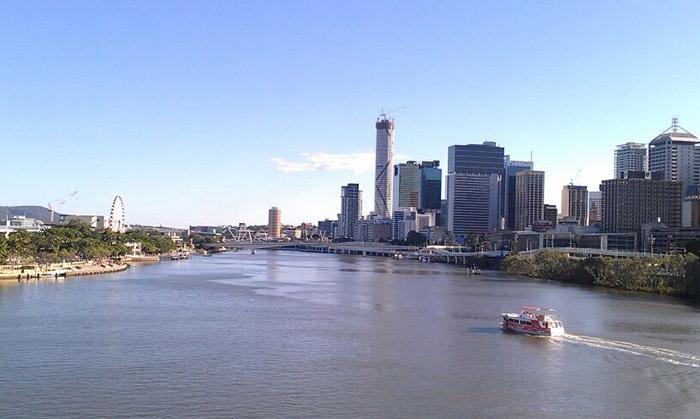 Brisbane city solar