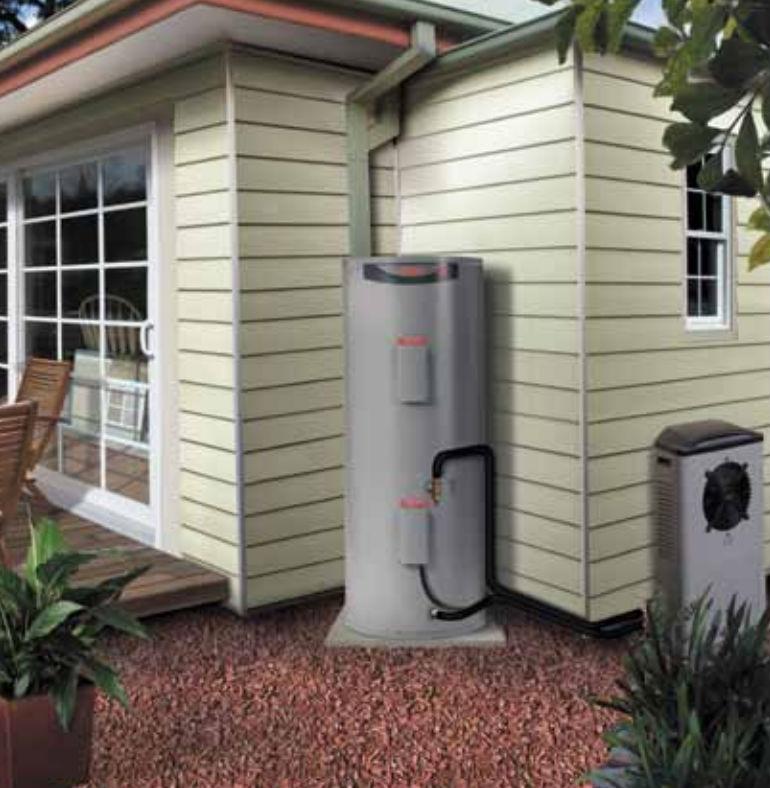electric heat pump - solar power brisbane