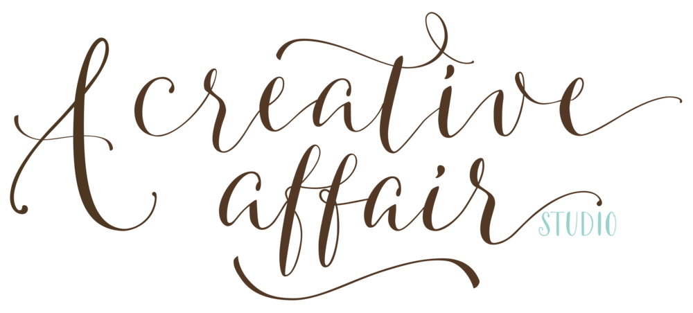 A Creative Affair | Calligraphy, Hand Lettering & Design