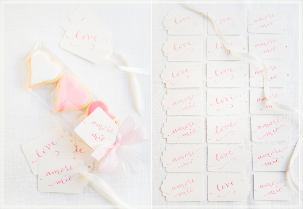 Valentine's Day Gift Tags by A Creative Affair_Photo © Clara Tuma