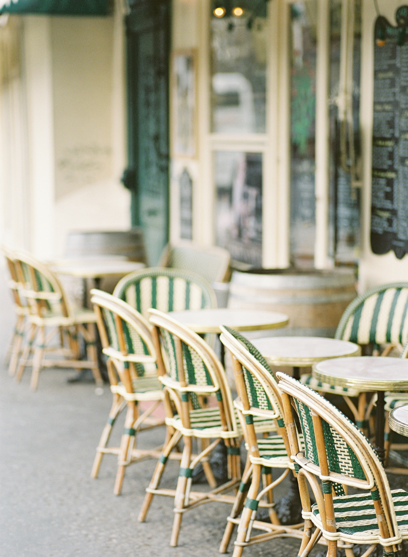 Paris Bistro Chairs_Photo by Clara Tuma
