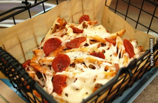 Pizza-Fries
