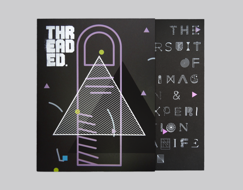 Threaded Ed.15 'The Pursuit of Imagination, Experimentation and Freedom' Issue