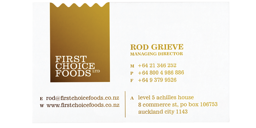 First Choice Foods
