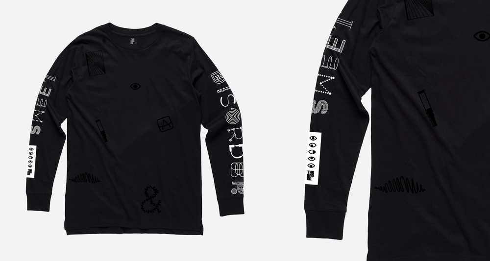 'Sweet Disorder' Long Sleeve Tee
