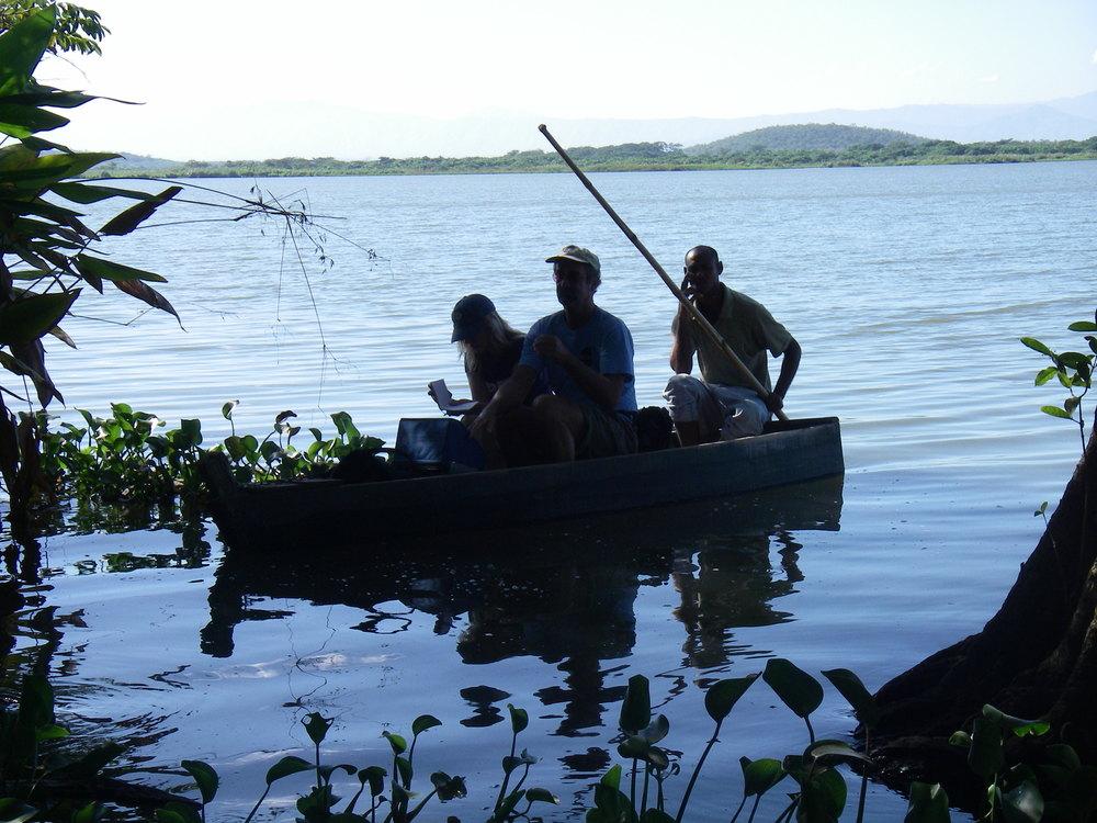 Laguna Saladilla, Dominican Republic